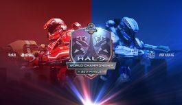 Halo World Championship 2017 – Stream schedule