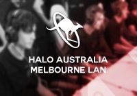 Halo Australia Melbourne LAN