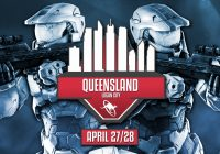 Halo Australia – Queensland Logan LAN 2019