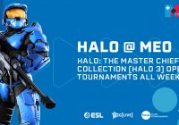 Halo at Melbourne Esports Open 2019!